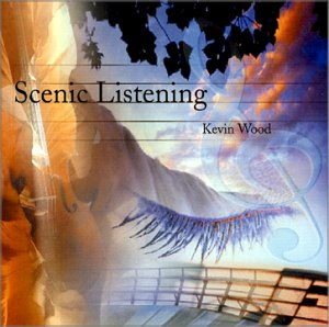 scenic listening New Age music CD cover