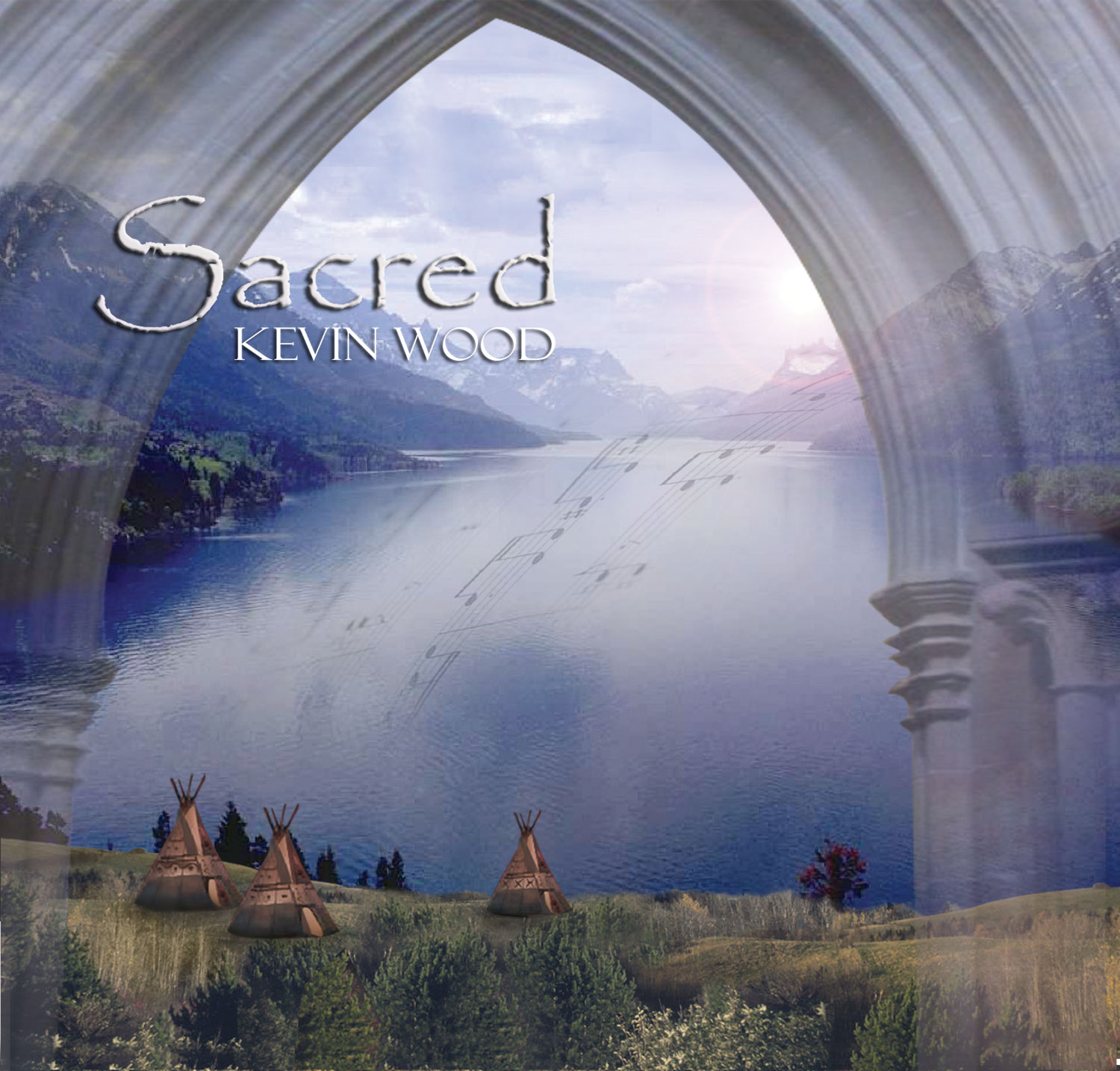 Sacred cover CD